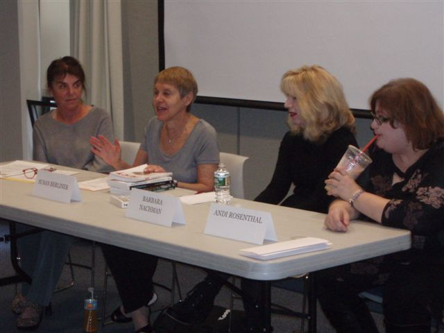 Indie Author Day Panel 2017