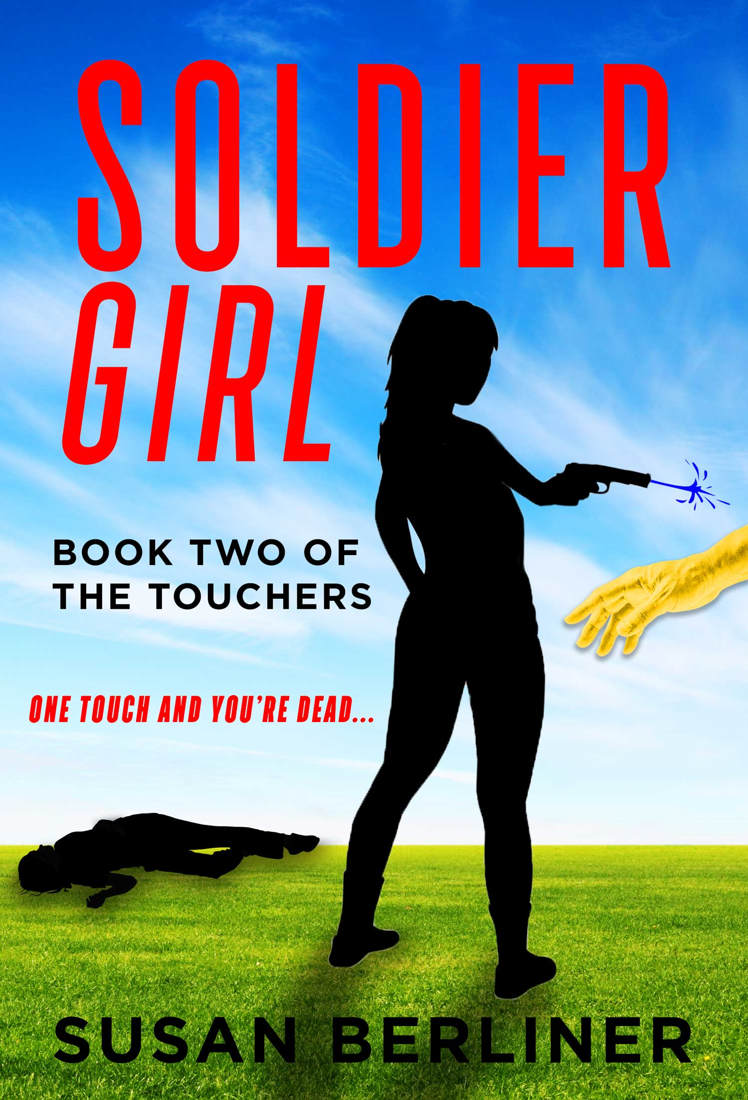 Soldier Girl Cover