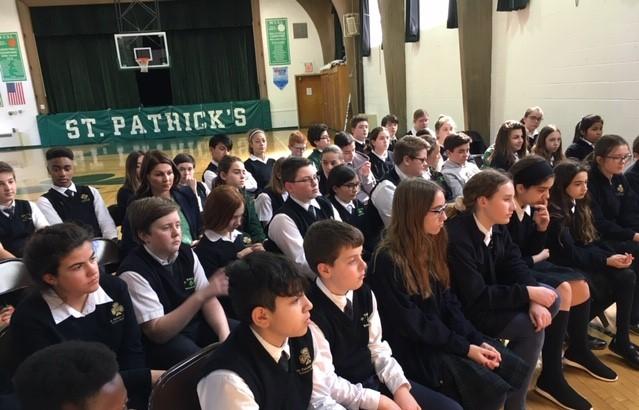 St. Pat 6 - 8 grade